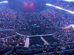 Amalie Arena Tampa Florida Seating Chart Waiting For The Concert To Begin Picture Of Amalie Arena