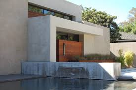 painting concrete exterior modern with concrete
