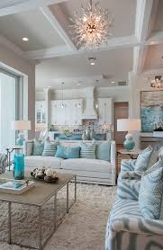Robb and Stucky (House of Turquoise). Living Room Decor TurquoiseLiving Room  Decor BeachCeiling Design ...