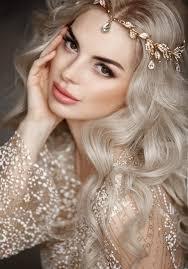 hair face bridal