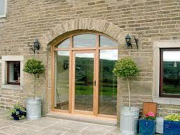 Barn Doors - Solid Oak Barn Door And Frame