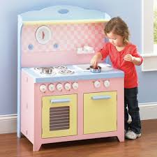 Childrens Wooden Kitchen Furniture Guidecraft Hideaway Playtime Childrens Toy Kitchen