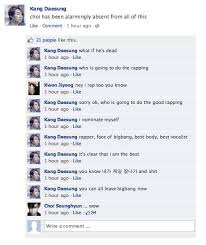 "seunghyunplsleave: ""BIGBANG ON FACEBOOK PART 5-5 | BIGBANG Memes ... via Relatably.com"