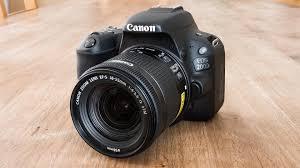Canon Dslr Camera Comparison Chart 2017 Canon Eos 200d Review A Solid Budget Dslr Expert Reviews