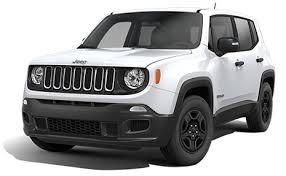 Купить <b>Jeep Renegade</b> (Джип Ренегат) 2019 по цене от 1 499 000 ...