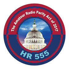 House bill for radio amateurs