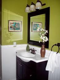 Best 25 Green Bathroom Mirrors Ideas On Pinterest  Diy Bathroom Colorful Bathroom Decor