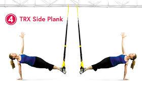 trx side planks