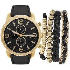 mens american exchange watch set mst5127g100 325 boscov s mens american exchange watch set mst5127g100 325