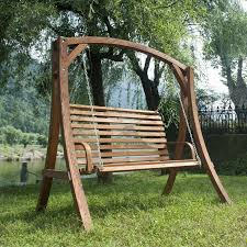 Patio Swing Chair Best Of Fun Wooden Garden Swing Seats Outdoor Furniture  Porch and