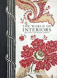 book cover decoration ideas for the world of interiors
