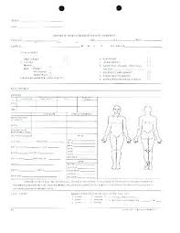 Autopsy Report Template Blank Inspirational New Choice