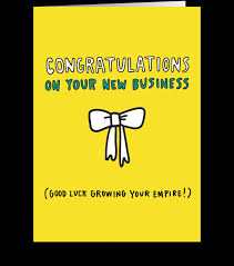 Congratulation For New Business New Business Send This Greeting Card Designed By Angela Chick