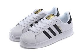 adidas shoes black and white. adidas c77124 superstar white/black sneakers men\u0027s size women 1 shoes black and white .