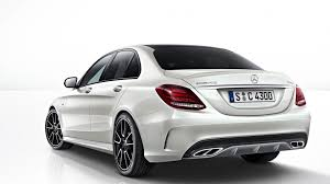 With origins in the first ever car produced by karl benz, mercedes' history is nothing short of. 2017 Mercedes Amg C43 To Replace C450