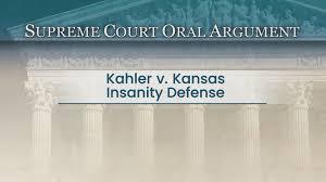 Kansas Court System Chart Kahler V Kansas Oral Argument