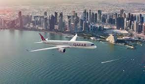 Flug mit Qatar Airways nach Bali ...