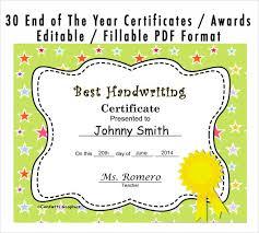 9 Graduation Certificate Templates Samples Examples Format