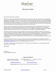 Company Letterhead For Employee Welcome Letters Backgroundwelcome
