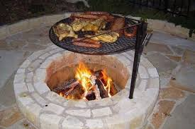 architecture and interior adorable sunnydaze fire pit cooking grate round grill of grates for pits