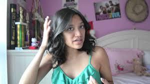 Ashley Benson Hair Tutorial Beachy Waves Tutorial Youtube