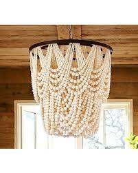 wood bead light fixture great surprise 40 off amelia chandelier interior design 20