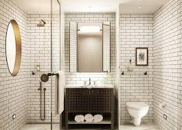 Subway Tiles In Contemporary Bathroom Design Ideas Rilane