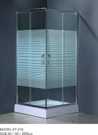 shower door glass thickness sliding shower sliding shower door glass thickness