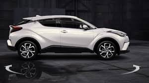 2017 Toyota C-HR - Perfect Coupe Crossovers!! - YouTube