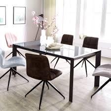 Esstisch Milchglas Stunning Schner Milchglas Tisch Esstisch Schner