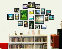 wall collage frames ideas picture frame collage ideas for wall in amazing  wall frame ideas wall