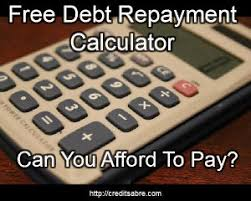 Online Debt Reduction Calculator Try This Free Online Debt Reduction Calculator To Find Out How Long