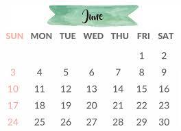write in calendar 2018 june 2018 printable calendar templates site provides calendar
