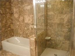 Glass Enclosed Showers. Glass Enclosed Showers stall