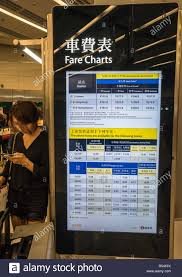 Fare Stock Chart Fare Chart Stock Photos Fare Chart Stock Images Alamy