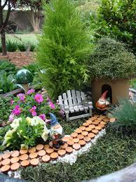 Small Picture 449 best Fairy Gardens images on Pinterest Fairies garden Gnome
