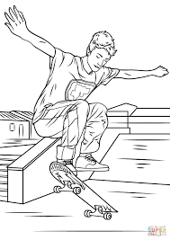 24 skateboard coloring page pictures free coloring pages part 2 inside pages
