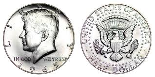 Kennedy Half Dollars Price Charts Coin Values