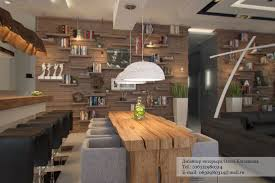 modern rustic lighting. modern rustic kitchen ideas with wooden table and hanging lamps lighting i