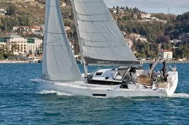 Sailboat Winch Comparison Chart Boat Review Elan Gt5 Sail Magazine