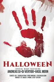 halloween sale flyer freepsdflyer download free halloween flyer psd templates for