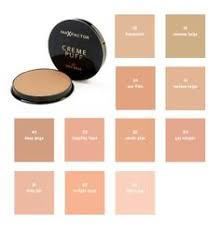 Max Factor Creme Puff Colour Chart 268 Best Max Factor Images Max Factor Vintage Makeup