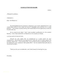 Sample Job Cover Letter For Resume Resume Letter Examples Writing A ...