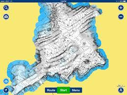 Lake Simcoe Depth Chart New Canadian Maps Using Navionics Sonarcharts And Lowrance