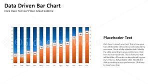 Bar Charts Data Driven Powerpoint
