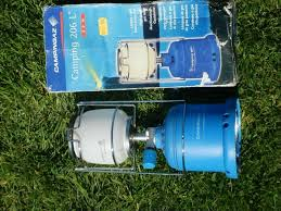 Campingaz 206 L Gas Light As New New Mantle In Original Box Little Used With A Good Glass In Poynton Manchester Gumtree