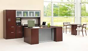 office furniture for small office. 10700 Series Desk With Cambia And Nucleus Chairs Office Furniture For Small A