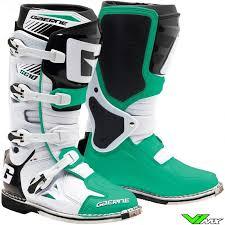 Gaerne Sg10 Boots White Green