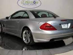 It is a very conferrable car and it is. 2004 Mercedes Benz Sl500 Amg Sports Series Austin Youtube