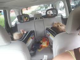 i have a 2016 forester and fit 2 rear facing chicco nextfit in it fits well and my husband and i are comfortable in the front with plenty of leg room